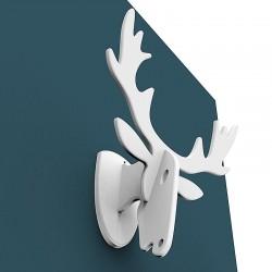 Głowa jelenia na ścianę