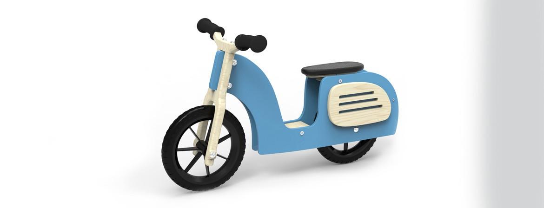 skuter biegowy